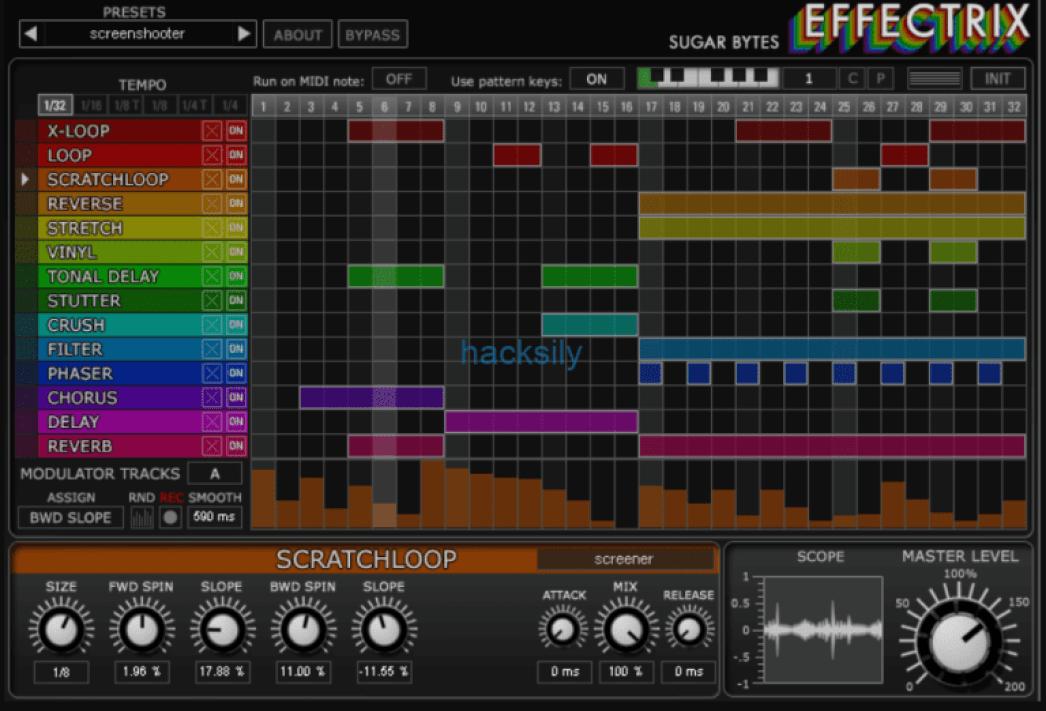 Effectrix-Crack