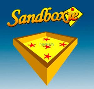 Sandboxie 2