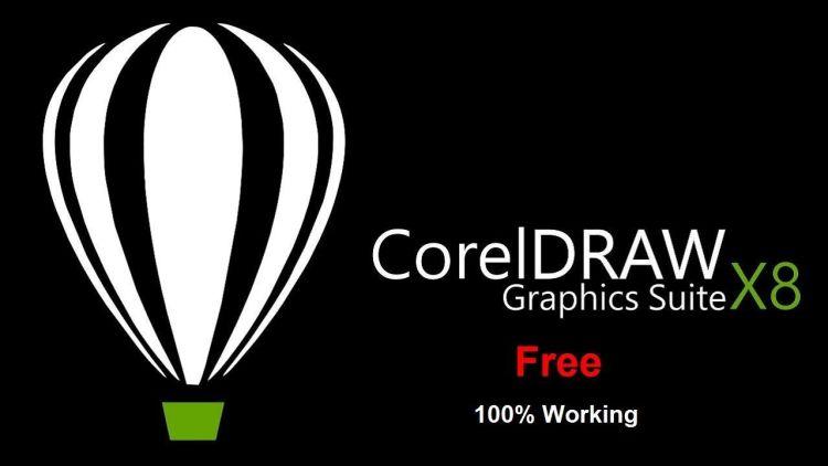 corel draw x8 5