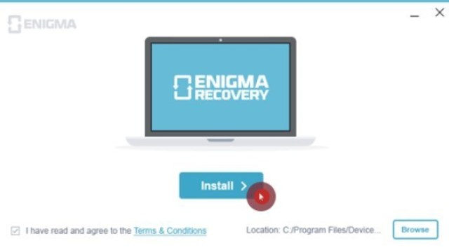 Enigma Recovery Pro