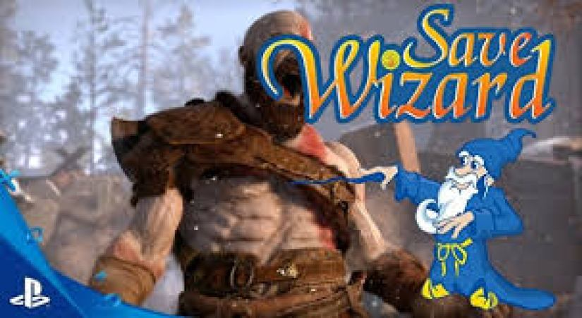 ps4 save wizard