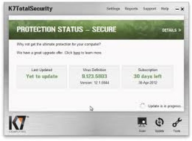 K7 Total Security Antivirus Crack