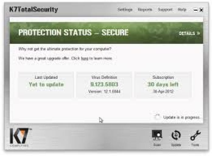 K7 Total Security Antivirus Crack