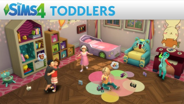 The SIMS 4 Toddlers Crack