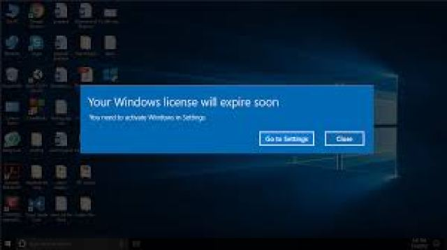 What Is Your Windows License will Expire Soon Windows Error ?