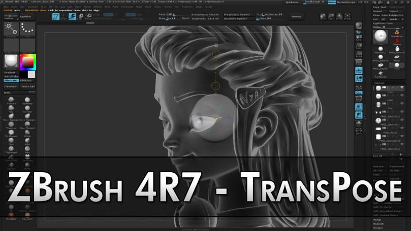 ZBrush 4R7