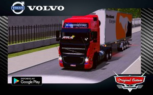 SKIN VOLVO FH 09 400 - SKINS WORLD TRUCK DRIVING SIMULATOR - SKINS WTDS