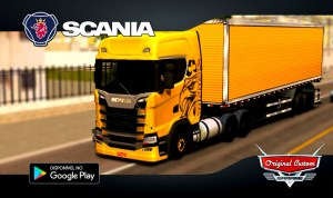 SCANIA S – SKINS WTDS