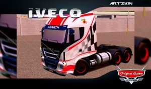 IVECO ABARTH – SKINS WTDS