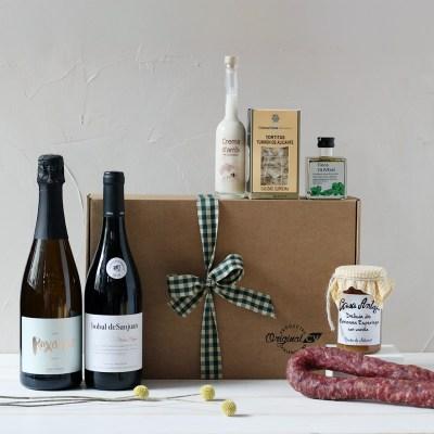 Caja Regalo Bobal Gourmet OCV