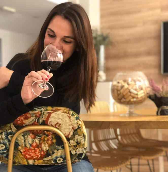 Entrevista a Isabel Reig sobre vino Valenciano