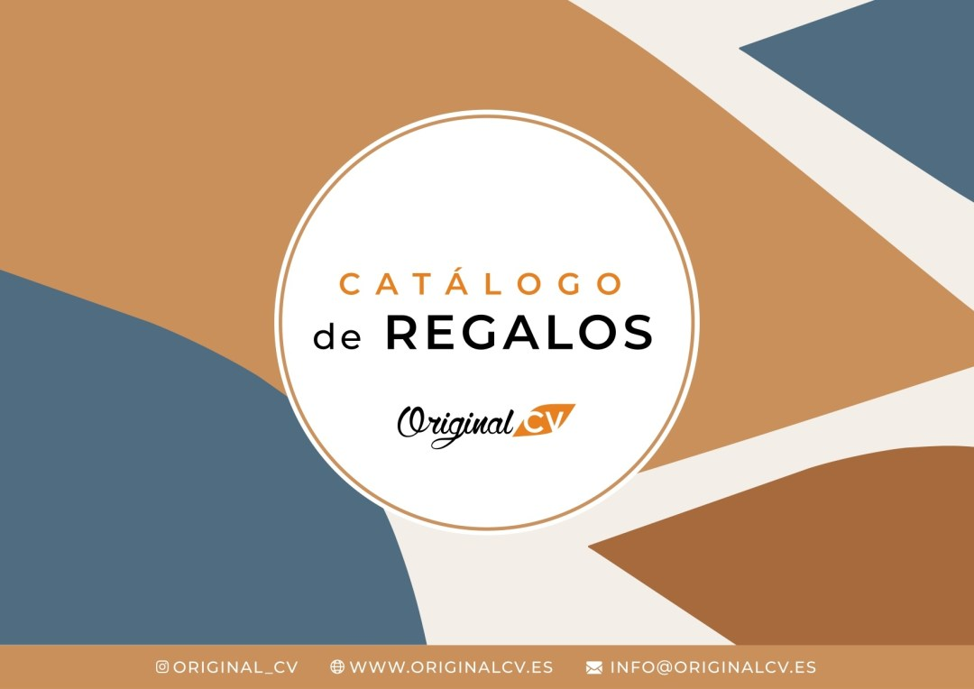 Catalogo de regalos Original cv 2020