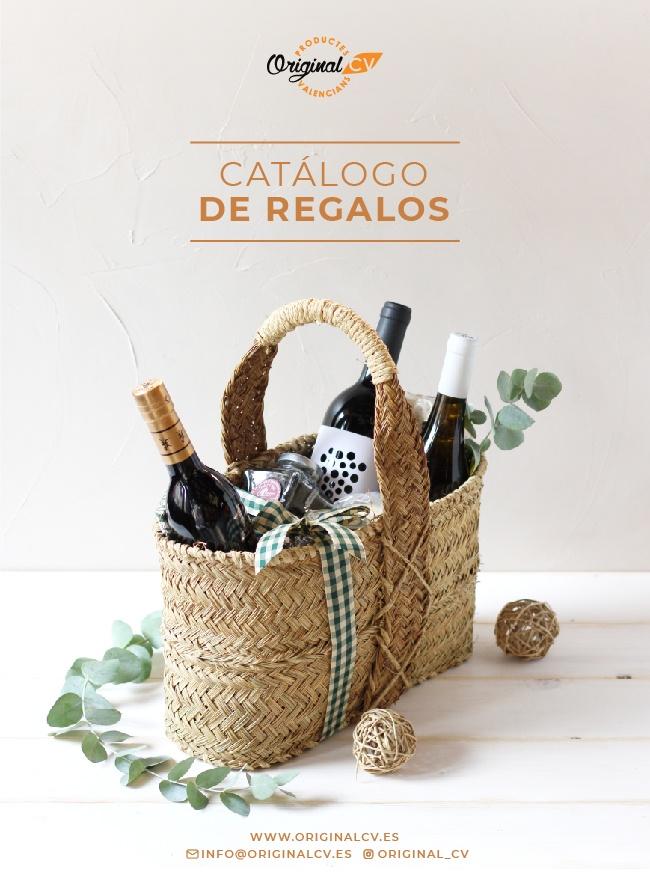 Catalogo de regalos Original cv 2020