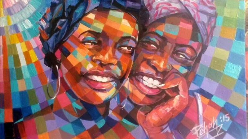 SORO Péhah Jacques – Artiste Peintre