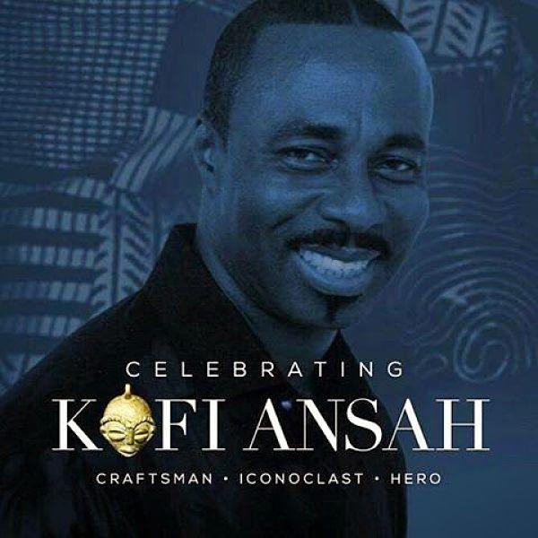 Kofi Ansah, Styliste ghanéen