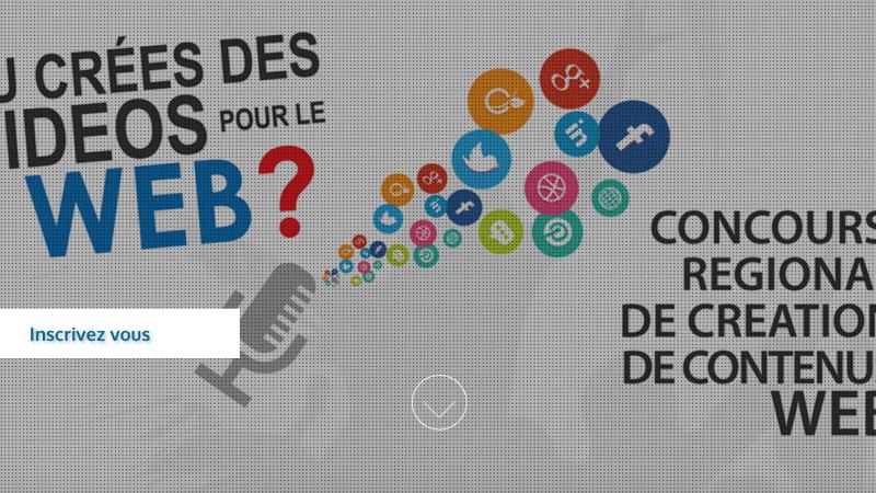 Discop Africa Abidjan 2016 : Concours régional de création de contenus web