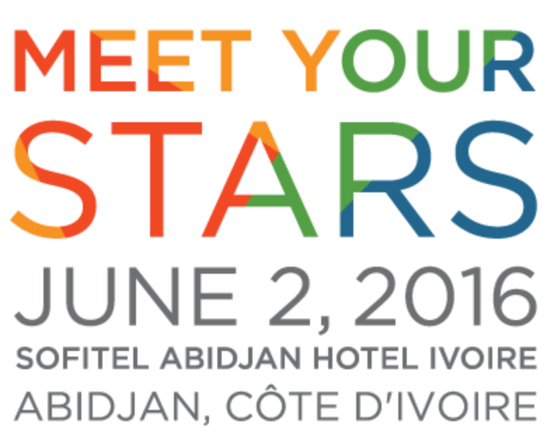 MEET YOUR STARS: initiative de Basic Lead et du Studio CO2 durant le DISCOP ABIDJAN 2016