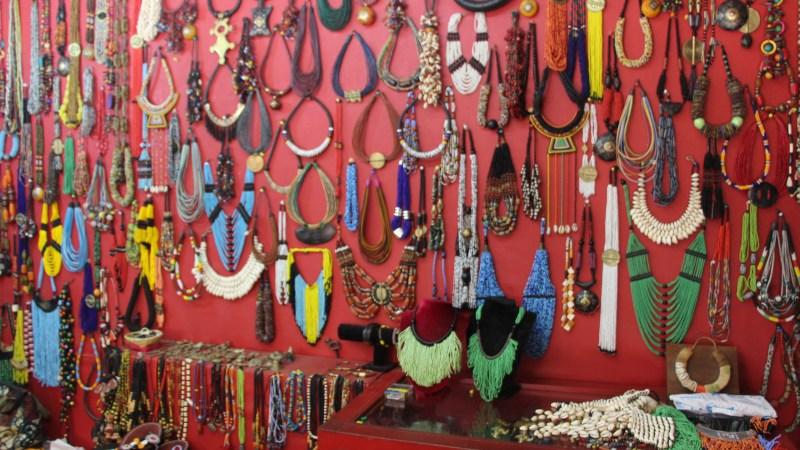 Le Grenier des perles africaines