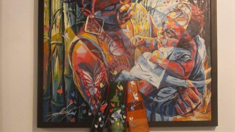 L'Equation de Soro Péhouet – Artiste peintre