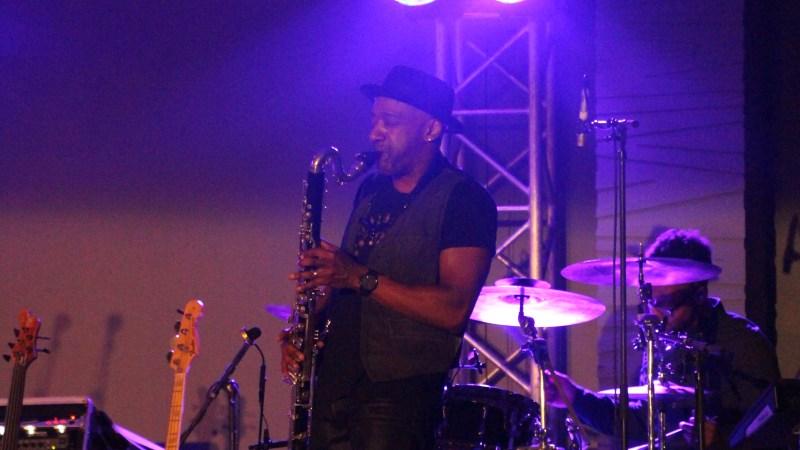 Marcus Miller en Showcase à Abidjan