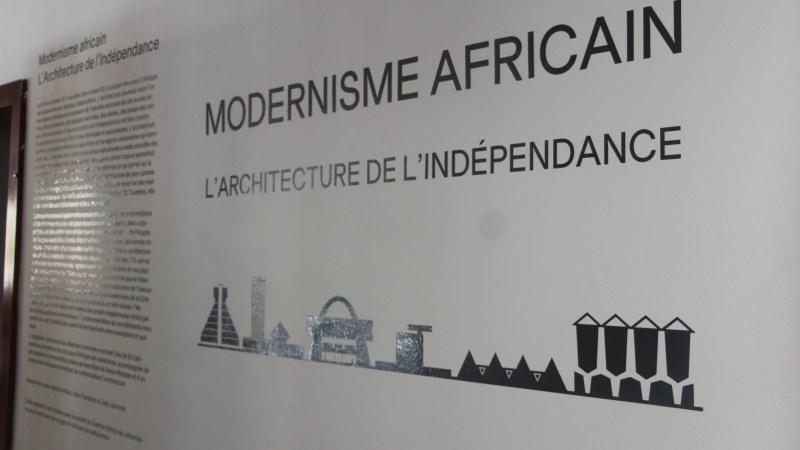 Exposition sur l'urbanisme à la Rotonde des Arts