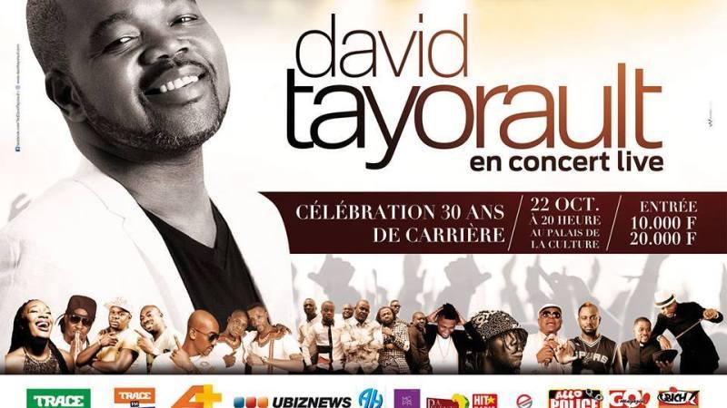David Tayorault : 30 ans de Carrière en 30 questions
