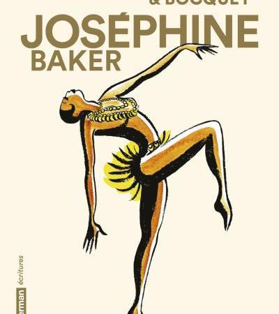 Joséphine Baker, une bande dessinée biographique