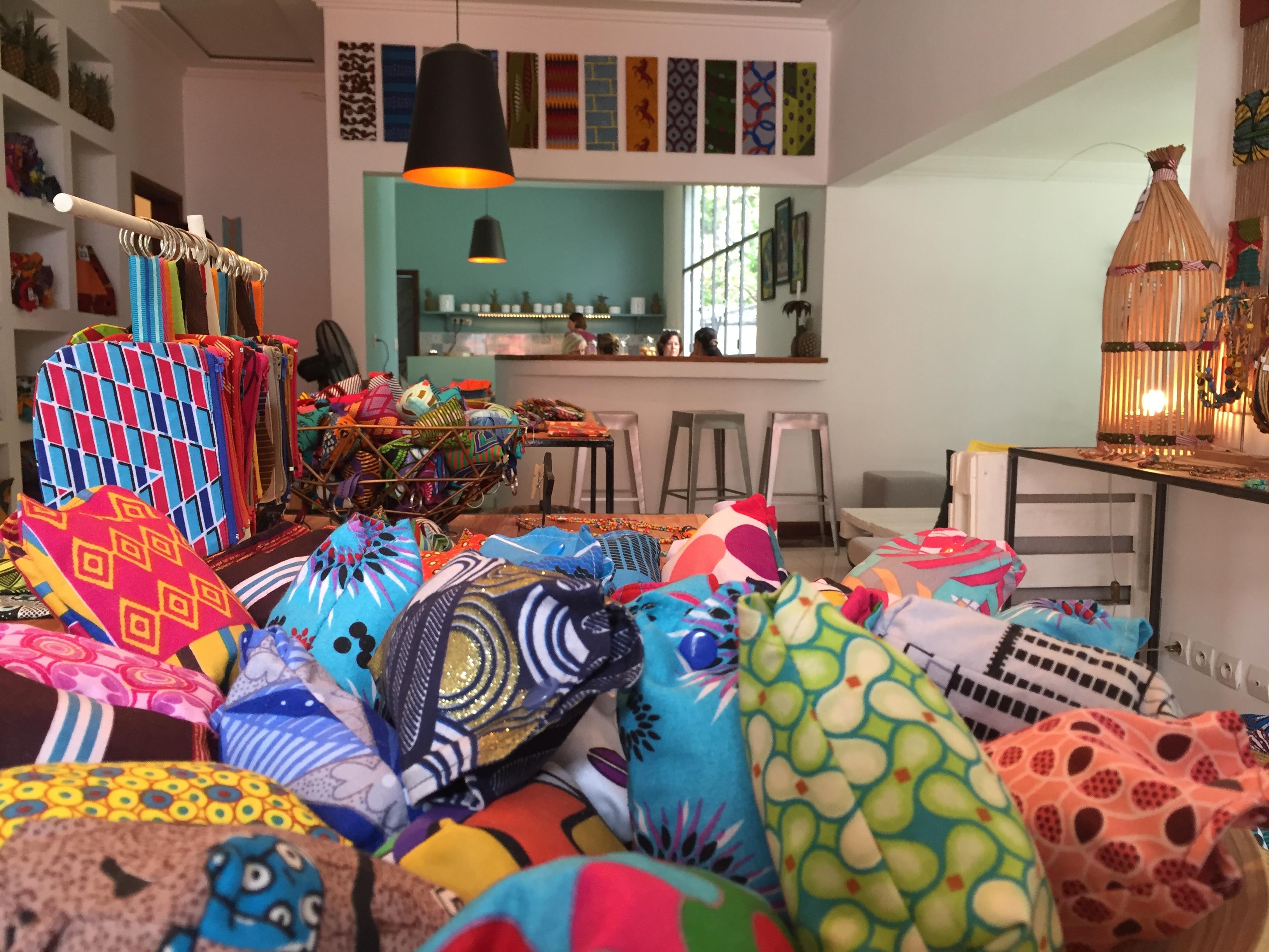 Nota Bene Création – Un nouveau concept store à Abidjan
