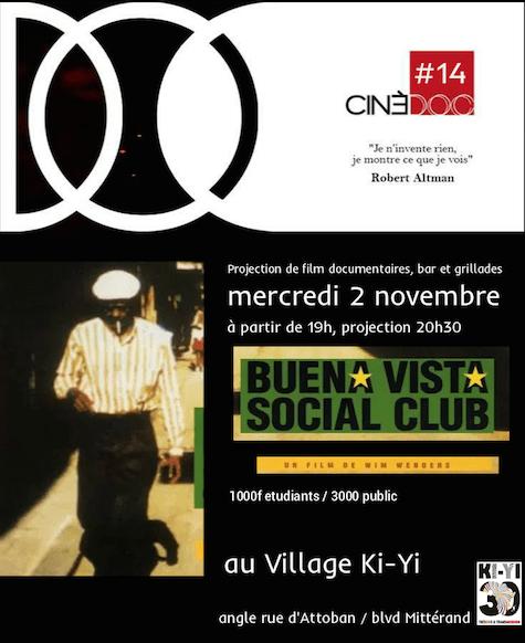 CinéDoc#14 – Buena Vista Social Club, film documentaire sur la musique cubaine