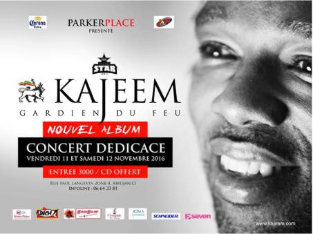 Gardien du Feu – Nouvel album deKajeem : Découverte exclusive !