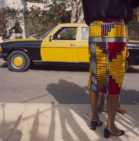 Mimi Cherono Ng'ok Untitled, 2014, série No One But You (Dakar), impression jet d'encre, 120 x 120 cm Édition 1/6 + 2 EA Collection particulière
