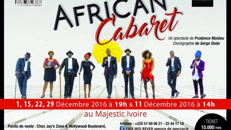 African Cabaret – Round 2