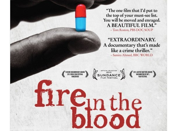 Fire in the Blood de Dylan Mohan Gray projeté ce mercredi 25 janvier 2017 à 15h à l'IFCI
