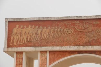 Les 6 étapes de la Route des Esclaves
