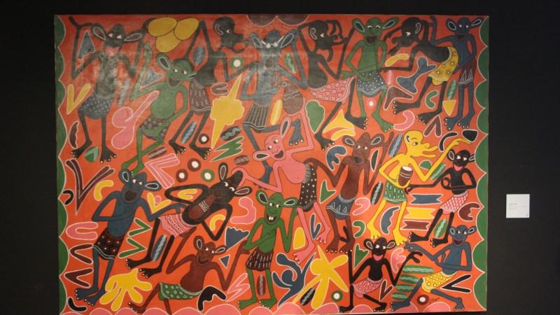 Visite de la Fondation Zinsou pour un African Art Tour