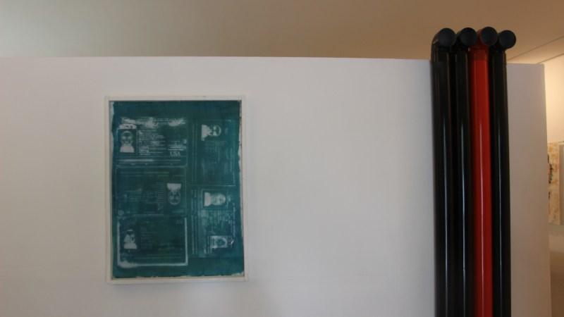 Exposition 'Projections' de Yeanzi jusqu'au 13 mai à la Galerie Cécile Fakhoury