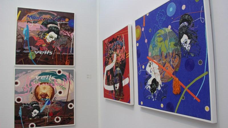 [Art Paris Art Fair – L'Afrique à l'honneur] – Wayne Barker – coup de coeur Surprise de Originvl