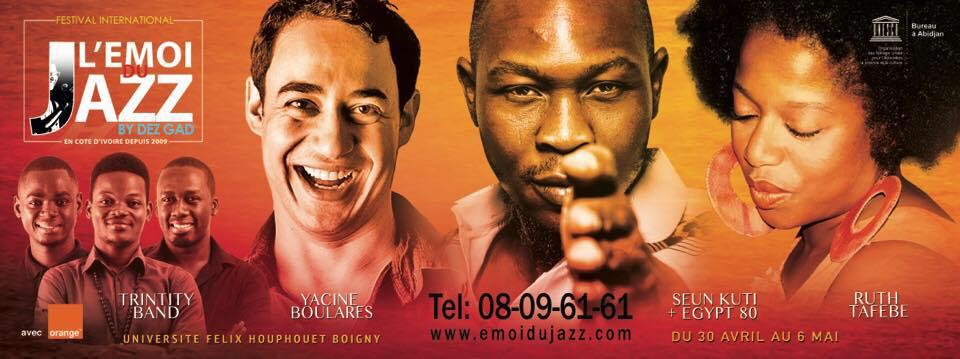 [JAZZ] Abidjan Capitale du Jazz