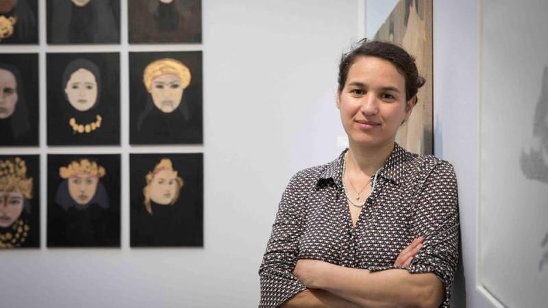 [Art Paris Art Fair – L'Afrique à l'honneur] – Dalila Dalléas Bouzar récipiendaire du Prix L'Art est vivant 2017