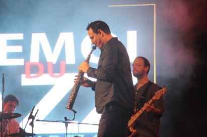 Emoi du Jazz 2017 avec Yacine Boulares