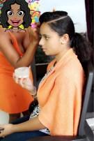 Expo Vente Artisanat Africain #3 - Atelier B-A-BA du Maquillage avec Marie-Paule Adje
