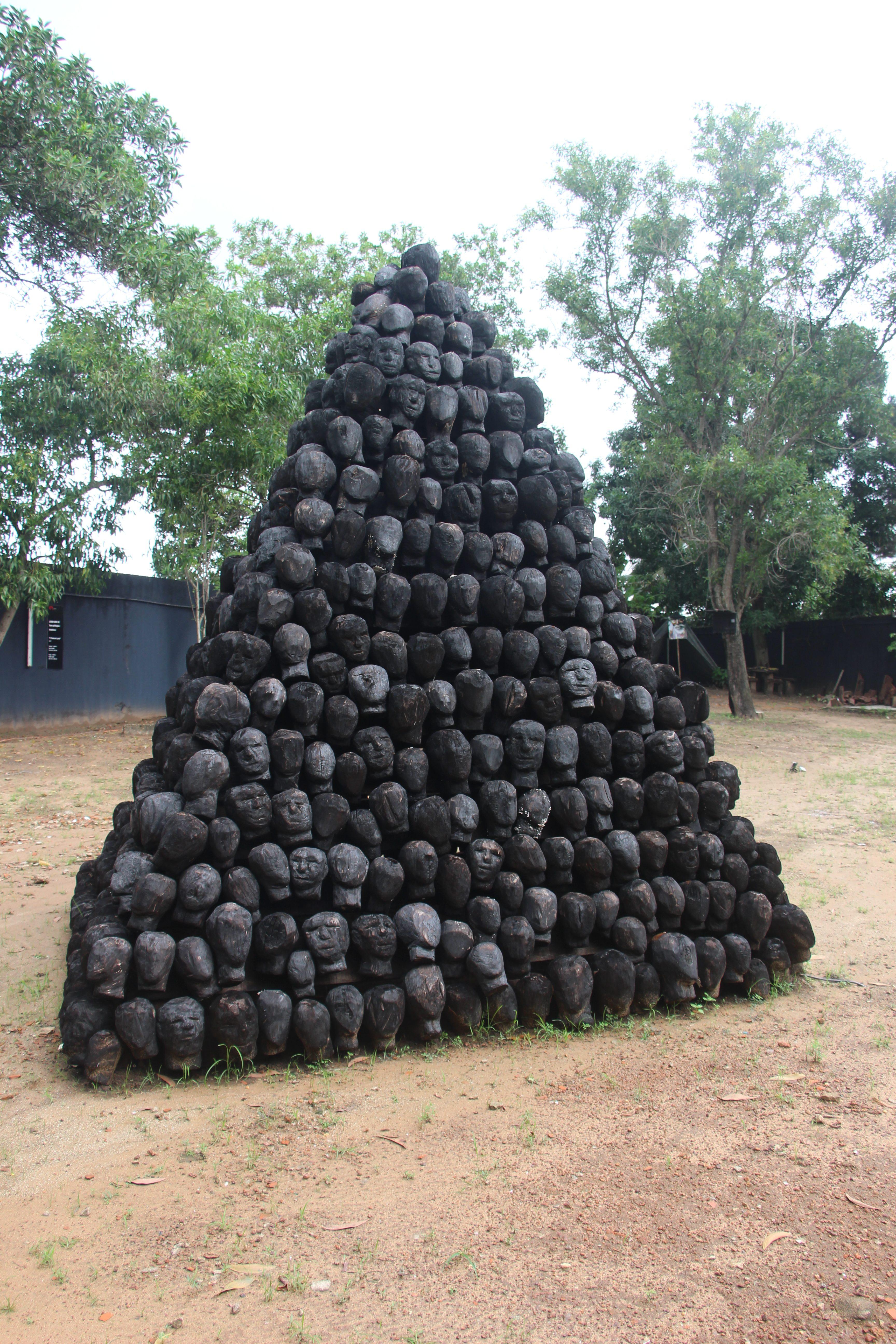 Terre d'Origine de Jems Koko Bi à la Fondation Donwahi jusqu'au 31 juillet 2017