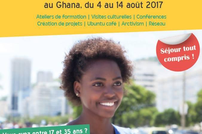 7ème édition des Voyages d'Intégration Africaine (V.I.A) au Ghana du 4 au 14 aout 2017