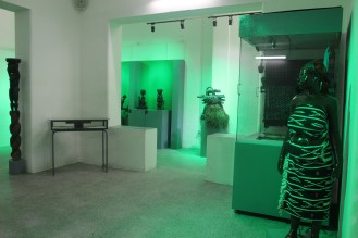 Exposition inaugurale 'Renaissance' au Musée des Civilisations de Côte d'Ivoire - Jeux de la Francophonie Abidjan 2017