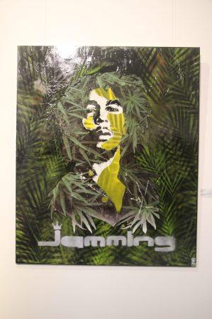 Jammin' - Exposition Joker de Kadarik