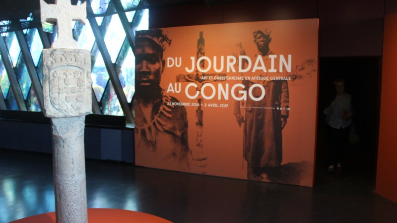 Retour sur l'exposition Du Jourdain au Congo ou les arts africains dans le christianisme au Musée du Quai Branly