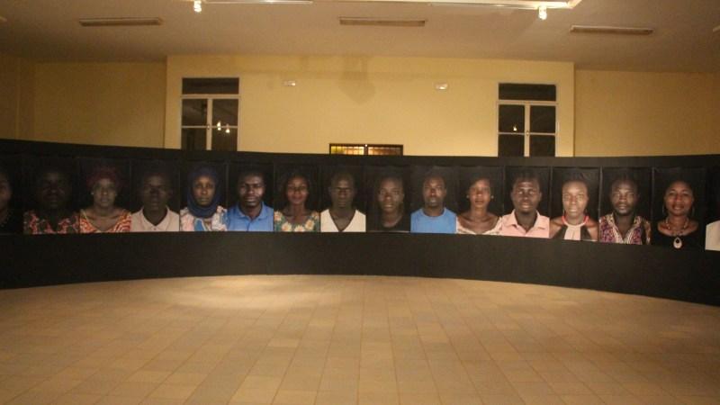 [BURKINA FASO] Exposition photographique «Face à Face» d'Alain Leloup