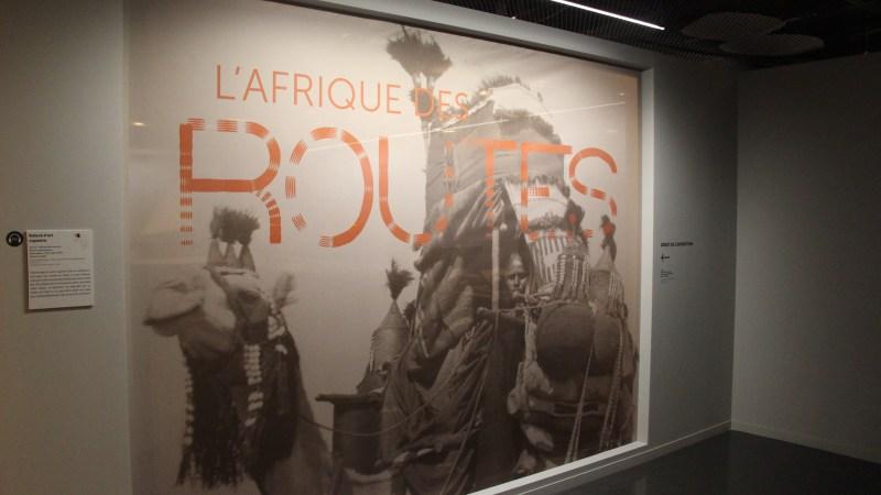 L'Afrique des Routes, une exposition sur ces différentes routes qui traduisent cette Afrique cosmopolite – jusqu'au 12 novembre 2017 au Quai Branly