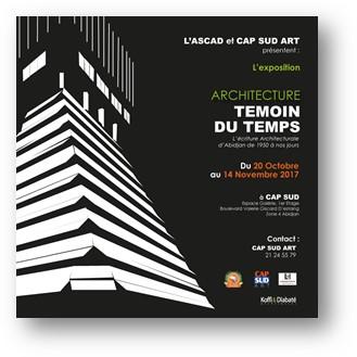 «L'architecture, témoin du temps» une exposition rétrospective sur l'héritage architectural des abidjanais
