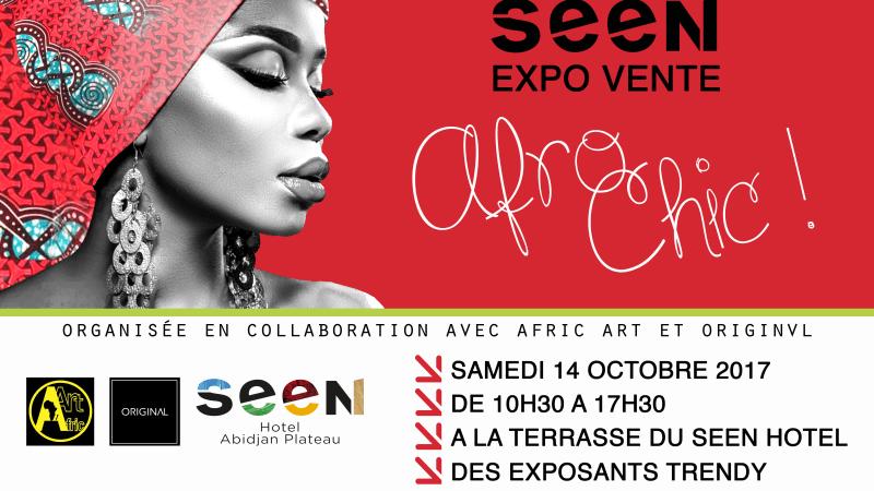 Seen Expo Afro Chic : Découvrez la Série 3 des exposants